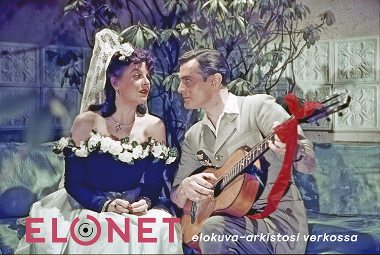 Visit Elonet, The Online Film Archive for Finnish Films