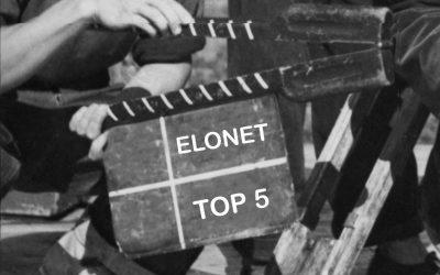 Elonet TOP 5 vuonna 2020