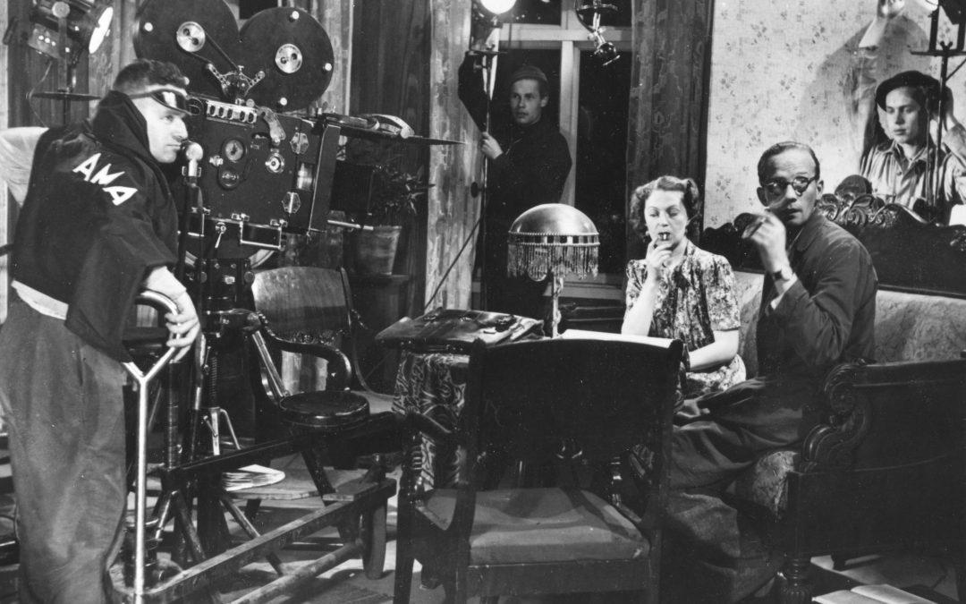 Vastamyrkky (1945)