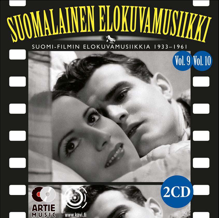 Suomalainen elokuvamusiikki vol 9-10