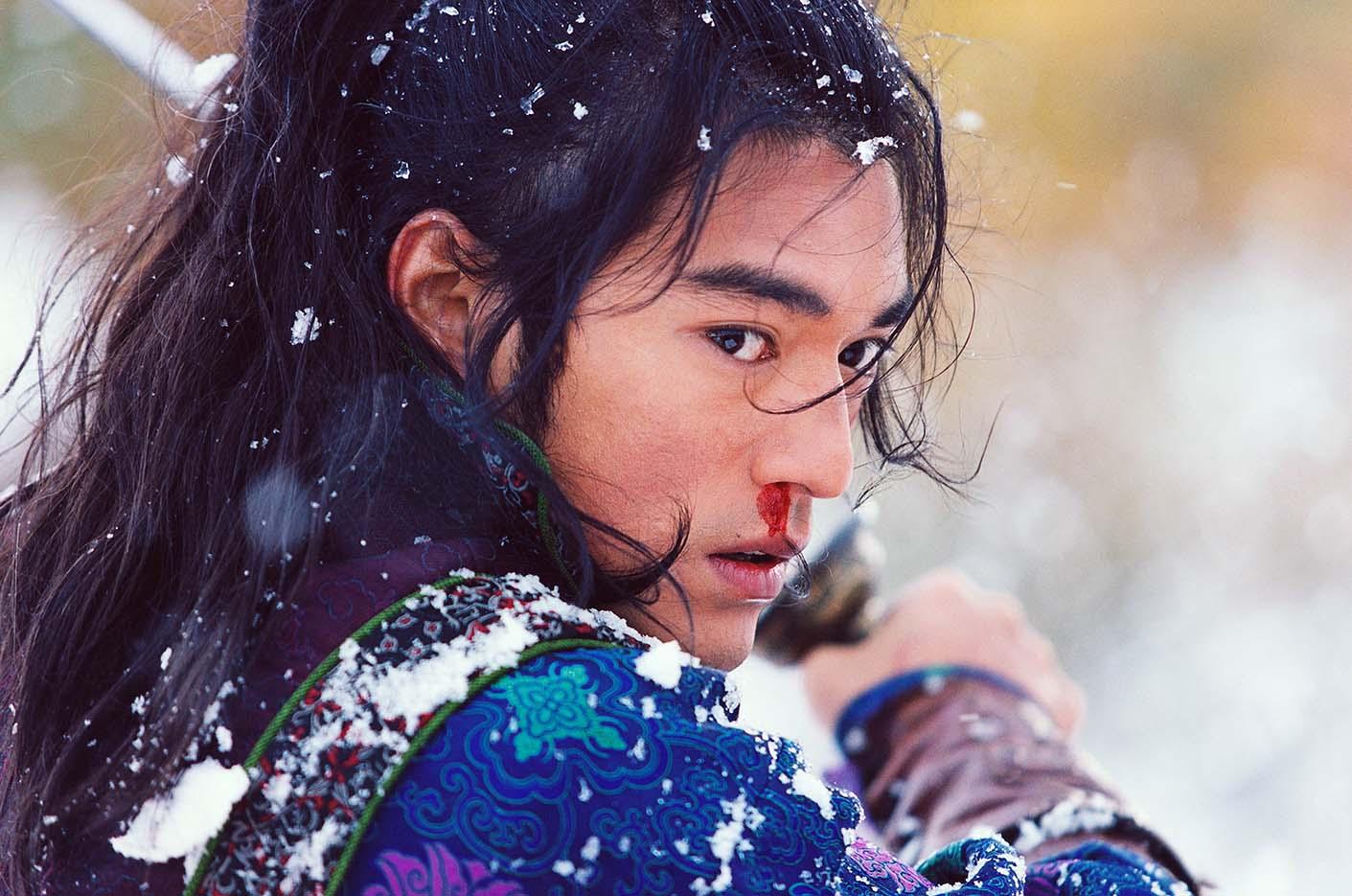 Zhang Yimou: Lentävien tikarien talo (2004)