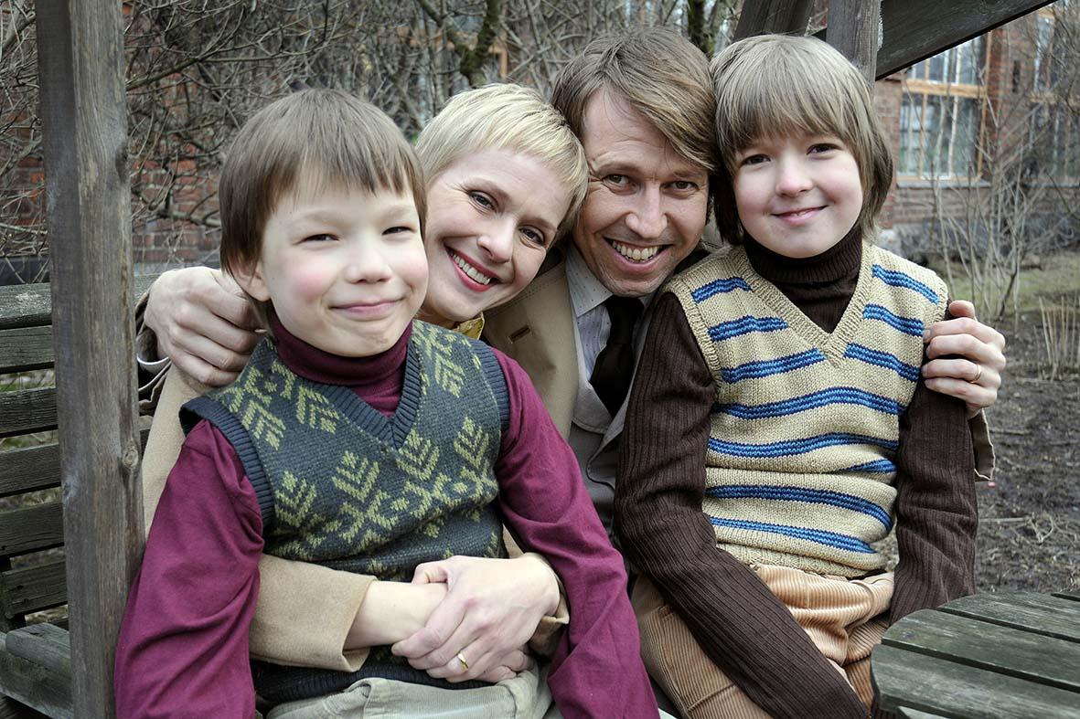 Zaida Bergroth: Skavabölen pojat (2009)