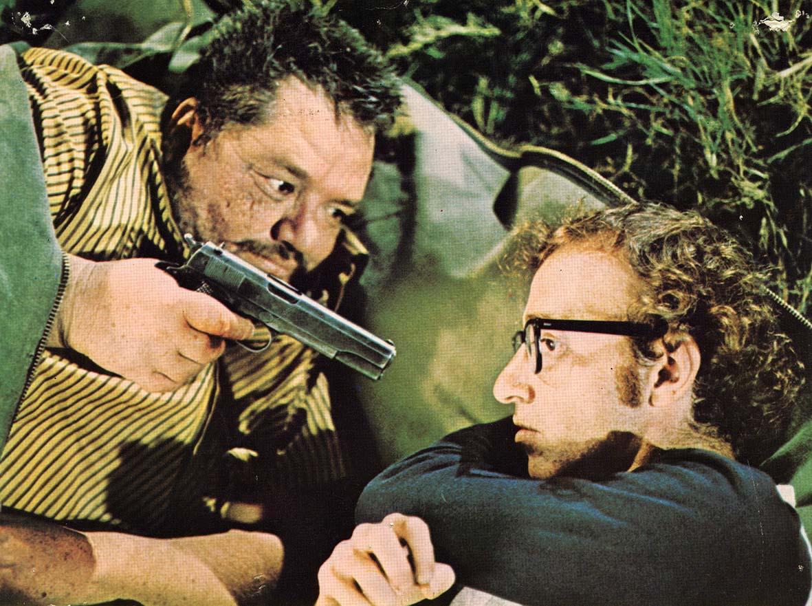 Woody Allen: Bananas (1971)